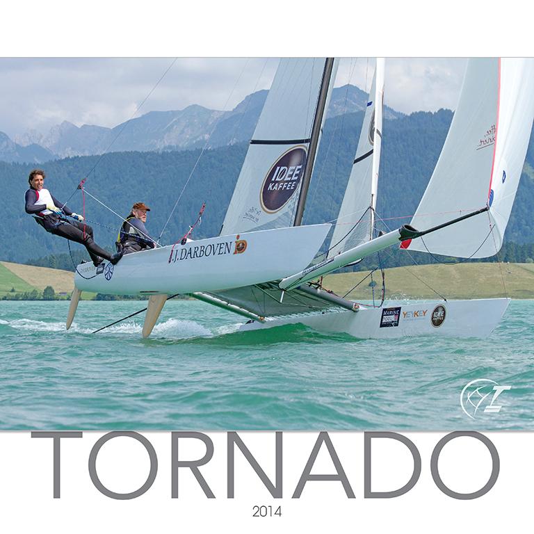 Nahid and Roland Gaebler – Tornado Calendar 2014
