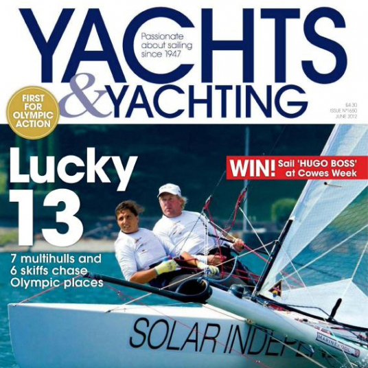 Yachts and Yachting 2012
