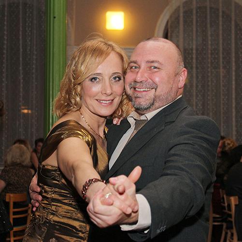 Jachtarsky ples, Pribram 2014