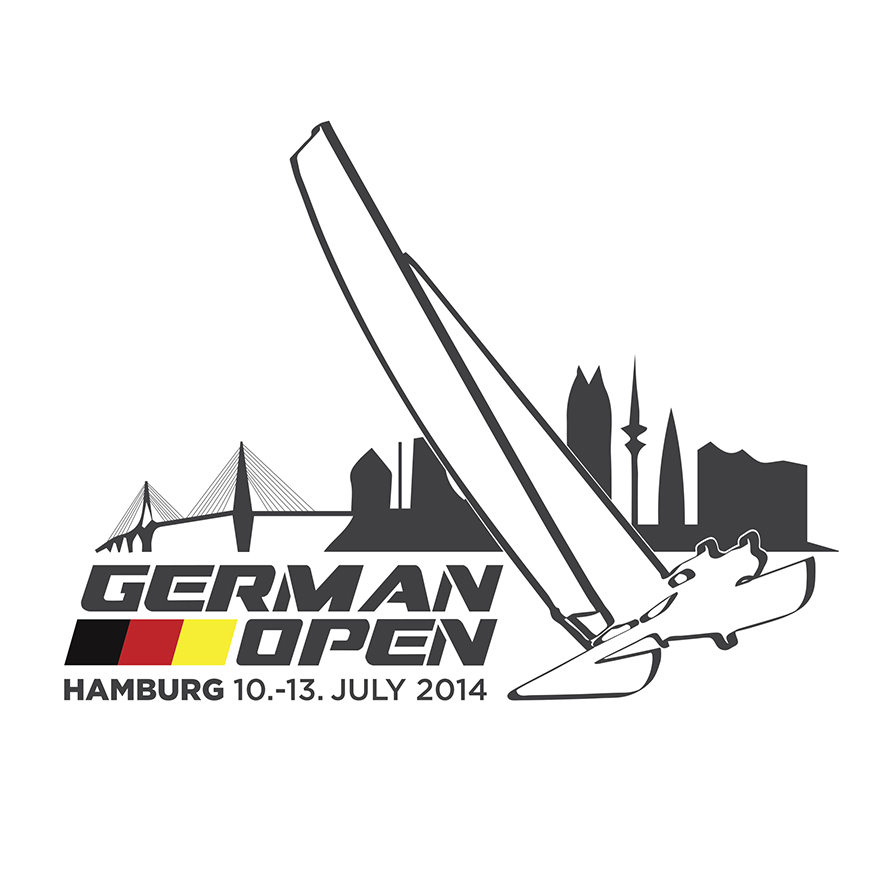 Logo German Open Hamburg 2014, DE