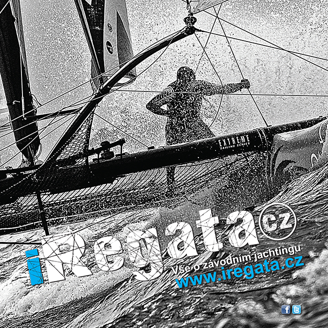 Advertisement – Yachting Revue Magazine, July 2014