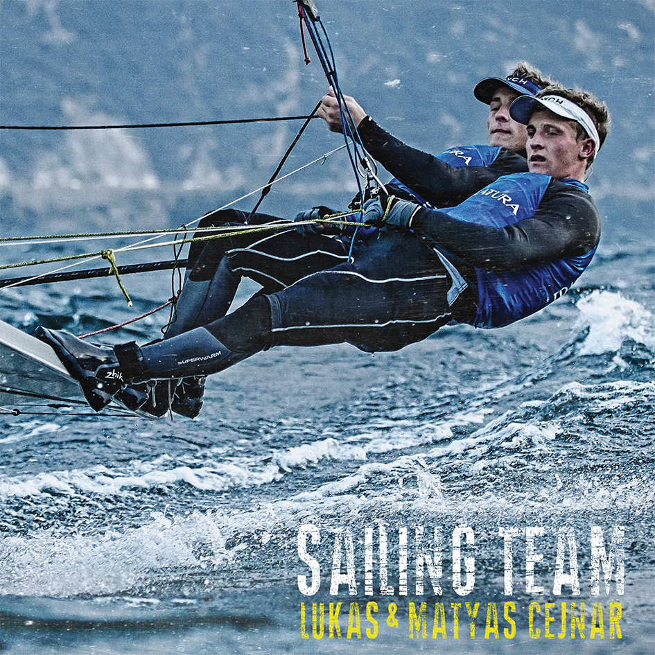 Lukas and Matyas Cejnar Sailing Team – Booklet
