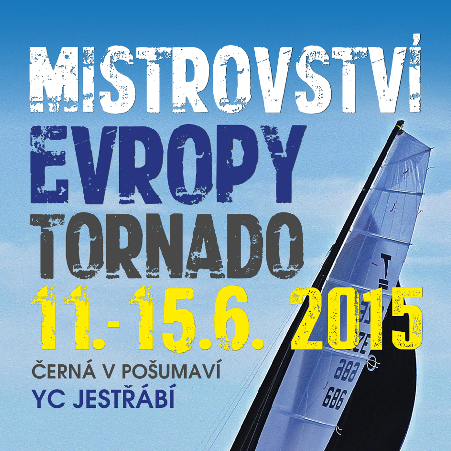 Advertising campaign Tornado European Championship 2015, Lake Lipno CZ
