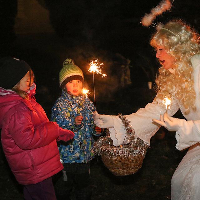 Saint Nicholas, The Evening 05.12. 2015, Lipno nad Vltavou