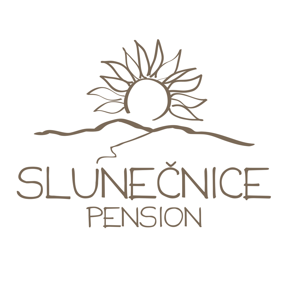 Slunecnice Pension logo – redesigned