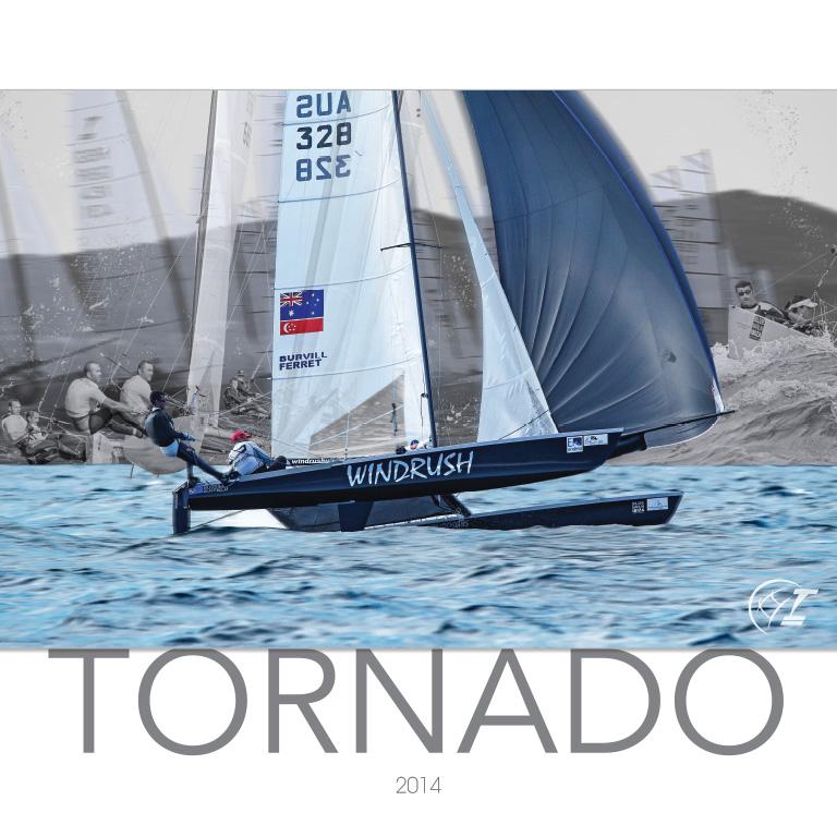 Windrushyachts – Tornado – Calendar 2014, AU