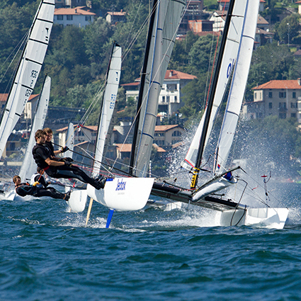 Tornado European Championship Lake Como 2011, IT