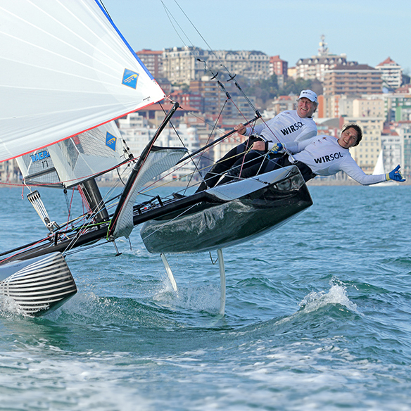 Olympic Trials at Santander 2012, ES