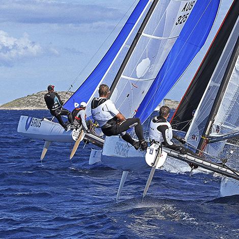 Tornado World Championship Ibiza 2013, ES