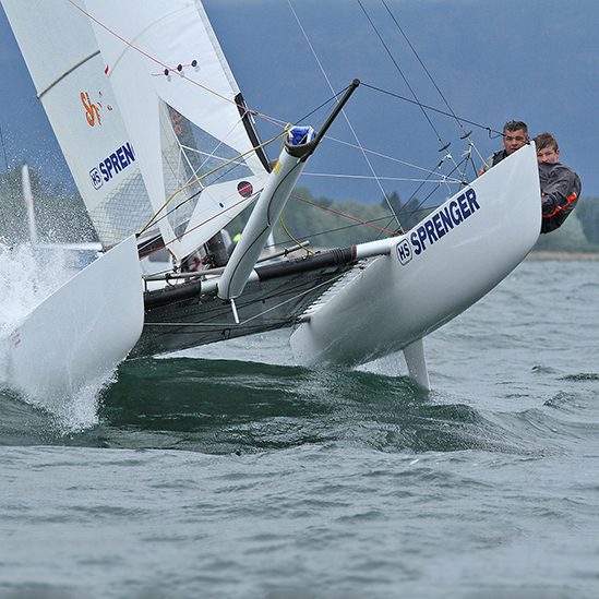 Tornado European Championship Lake Constance 2013, AT