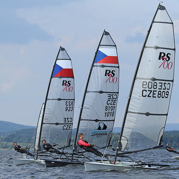 RS 700, Devoti One Lipno 2013, CZ