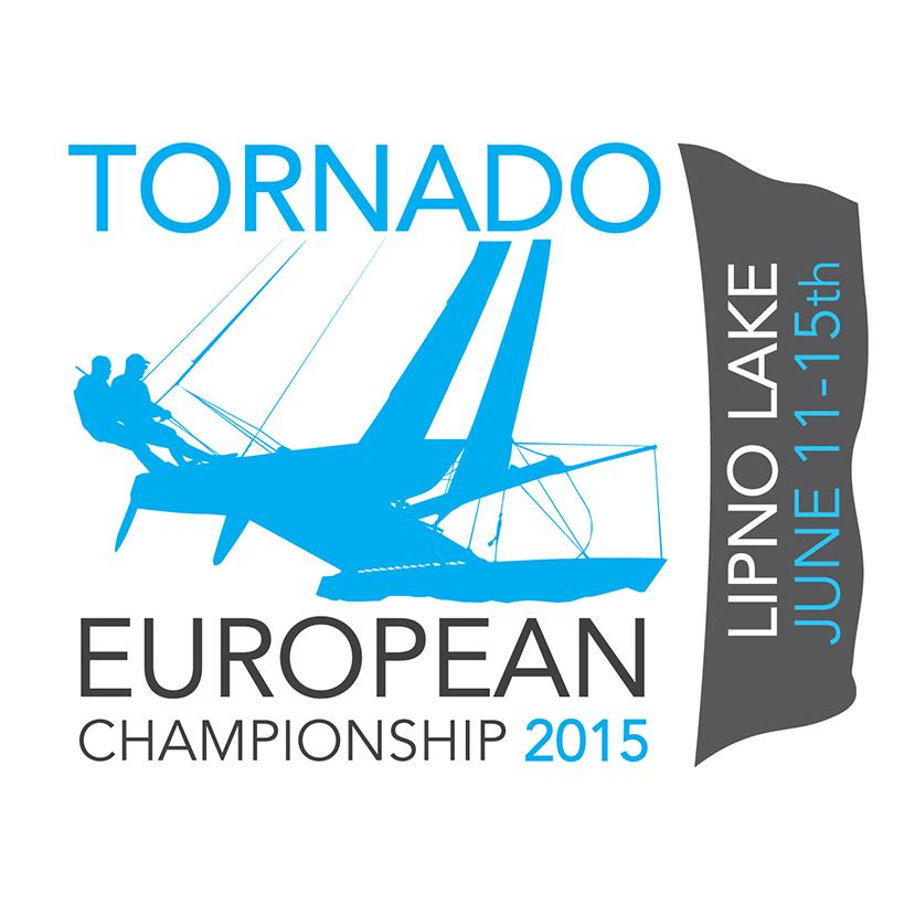 Logo Tornado European Championship 2015