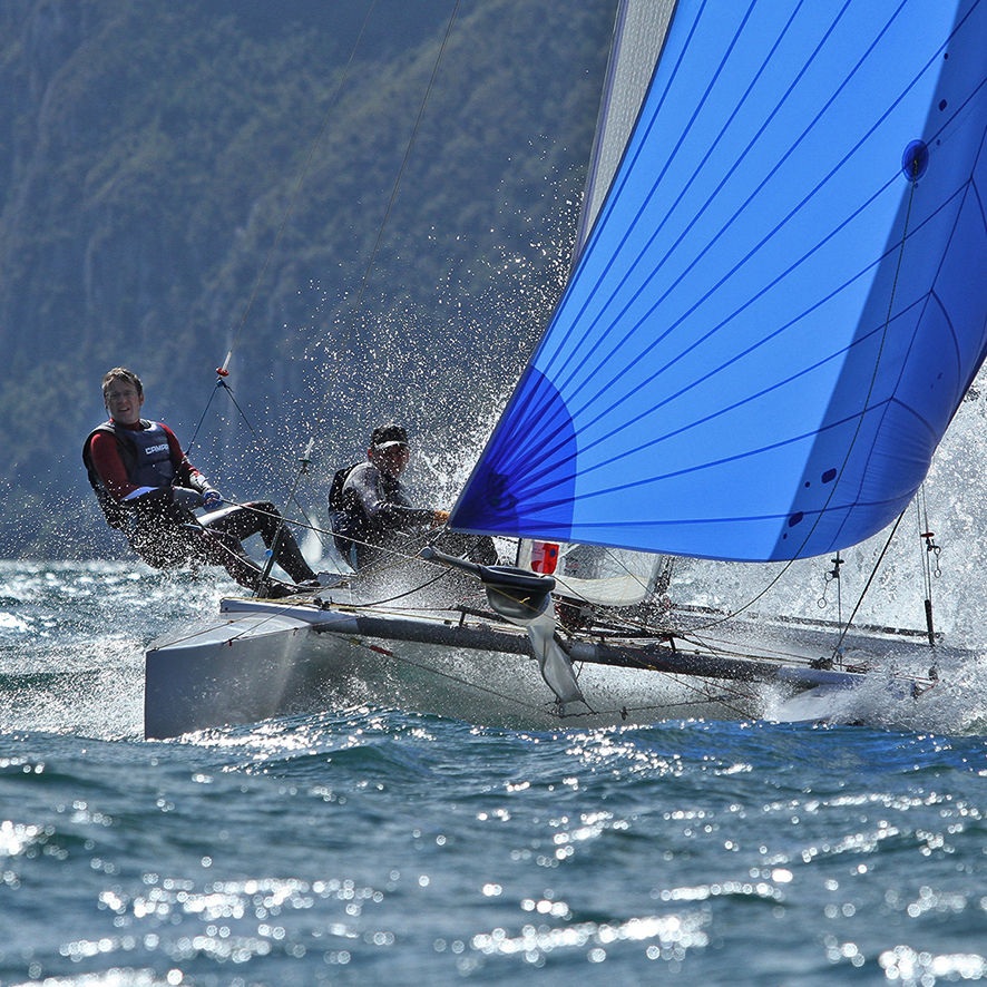 Tornado German Open, Torbole Trophy 2014, Lago di Garda, IT