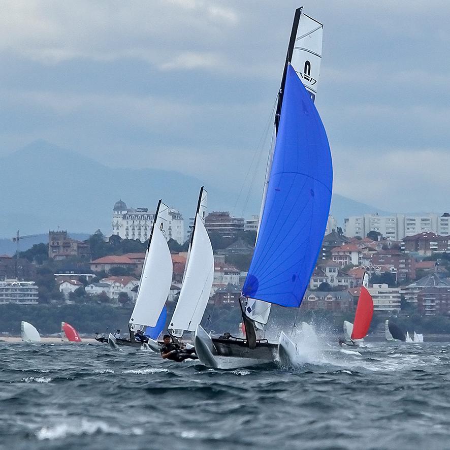 Santander 2014 ISAF Sailing World Championship, ES