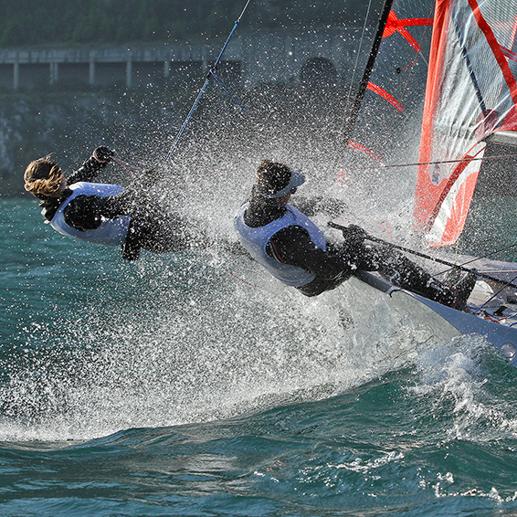 29er training SCM, Lago di Garda, IT 2014
