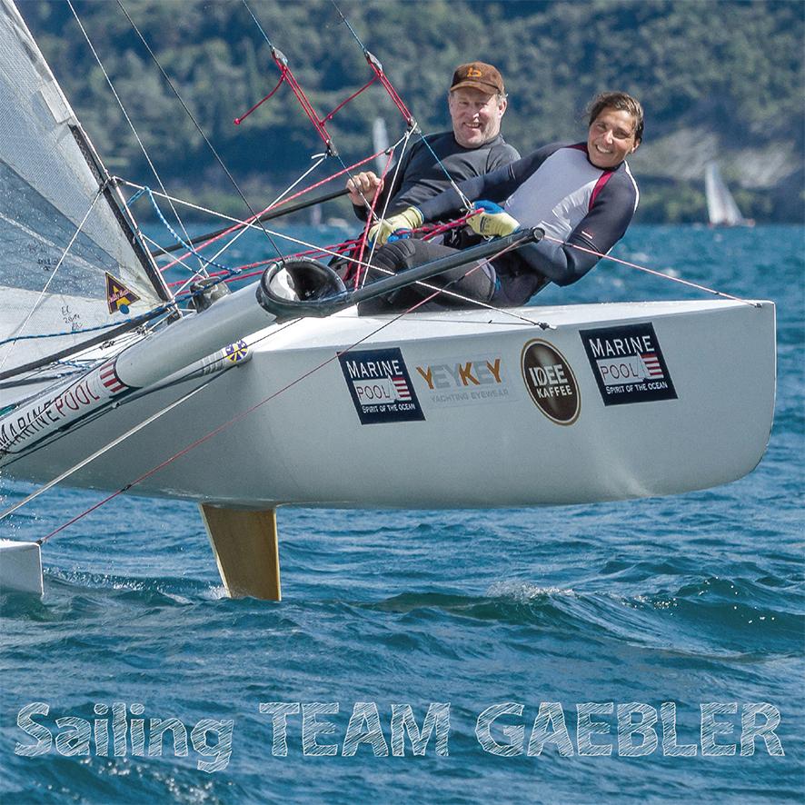 Calendar Tornado Sailing Team Gaebler 2015