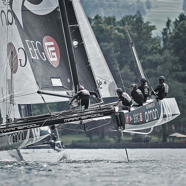 GC32 Austria Cup, Traunsee 2015 AUT