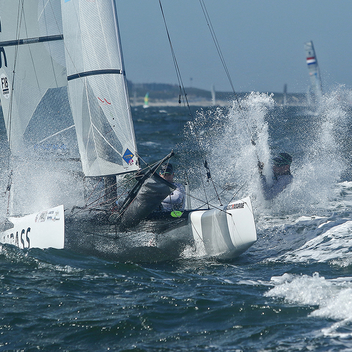 Round Texel, Dutch Open 2015, NL