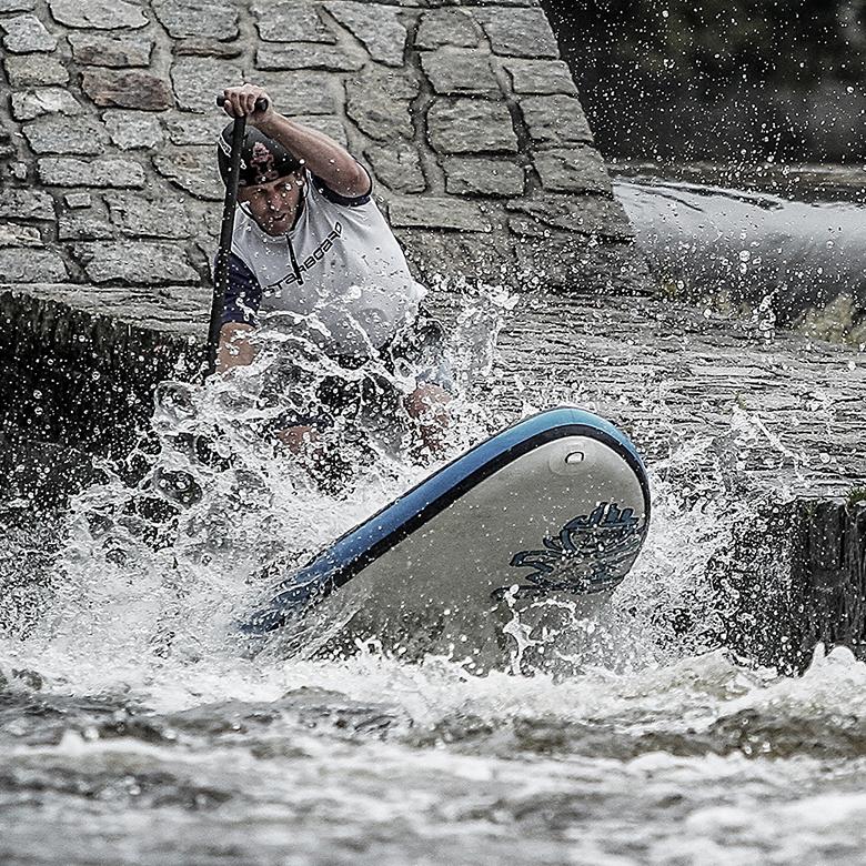 Cesky Krumlov Marathon, Paddleboard 2014, CZ