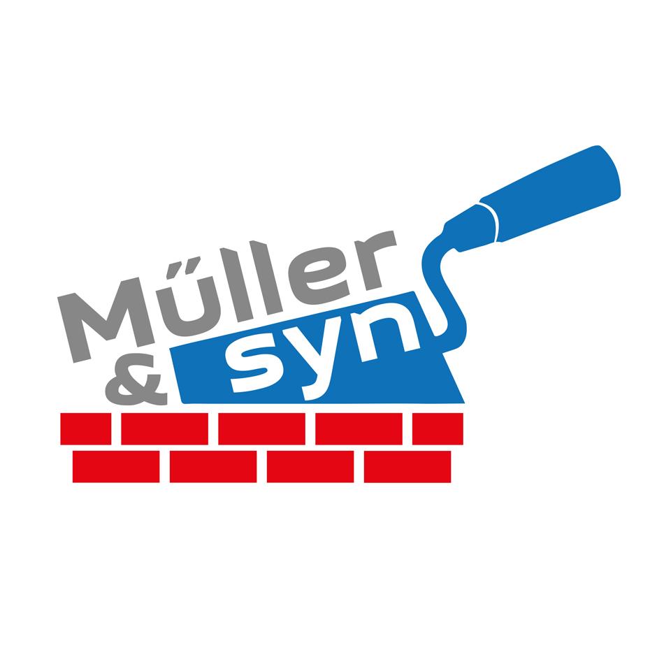 Logo Müller & syn, www.zednikplzen.cz