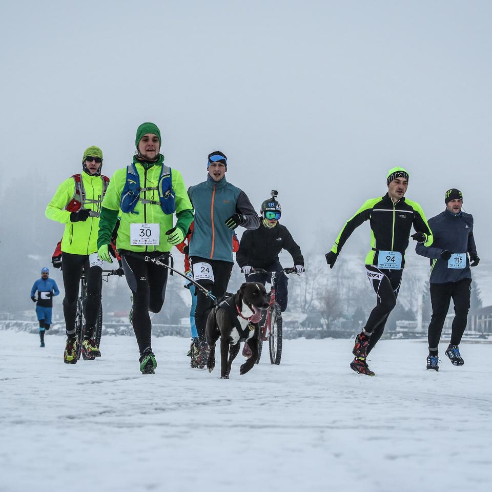 Lipno Ice Marathon 2017, CZE