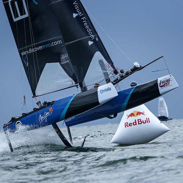 Foiling Bay 2017, Flying Phantom, La Baule, FRA