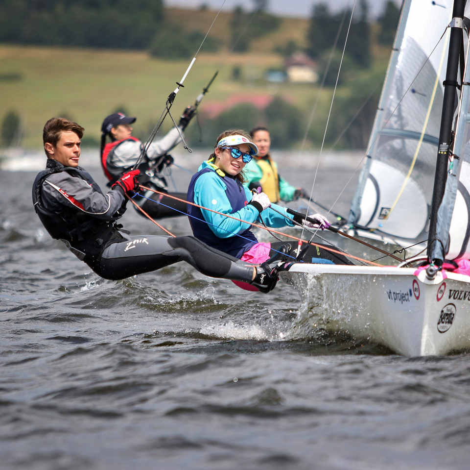 RS500 Worlds 2019, Lipno Lake